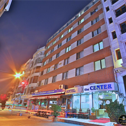 THE CENTER HOTEL